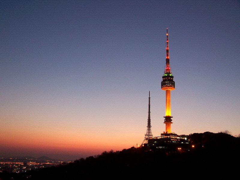 Tháp Namsan