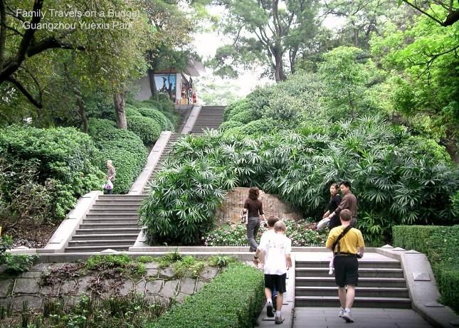 Công viên Yuexiu Park