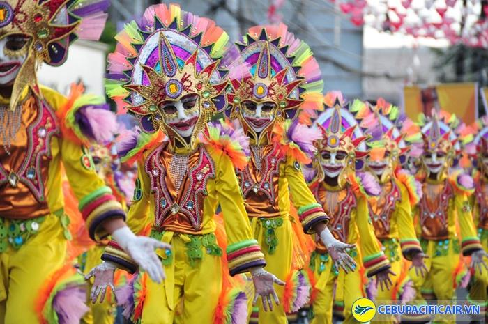 Lễ hội Masskara ở Bacolod