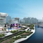 Kiến trúc xếp lớp độc đáo tại Quảng Châu