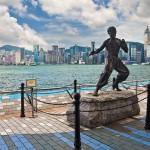 Ghé thăm Đại lộ ngôi sao ở Hồng Kông