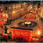 Ghé thăm quảng trường Largo do Senado