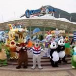 Thỏa sức vui chơi tại Ocean Park Hồng Kông