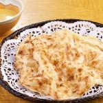 Món Roti Canai với Cari ở Malaysia