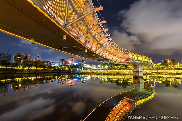 Sông Tình Nhân quyến rũ ở Cao Hùng