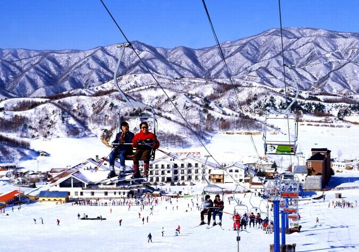 PyeongChang - Thế vận hội Olympic mùa đông 2018