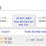 Vé máy bay đi Pattaya giá rẻ
