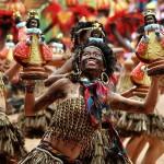 Ati-Atihan – lễ hội mùa xuân đa sắc ở Kalibo