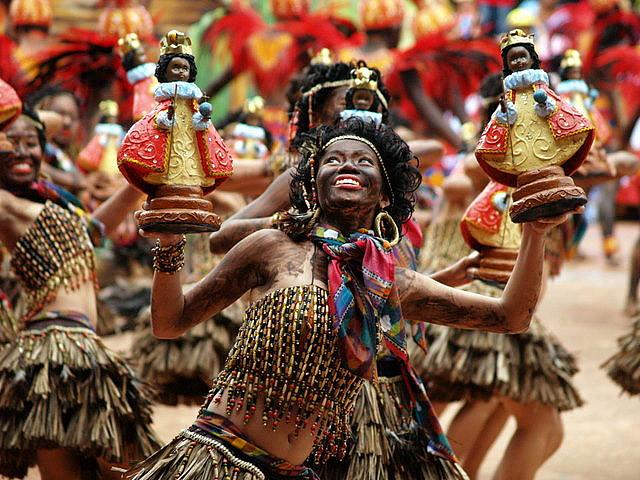 Ati-Atihan - lễ hội mùa xuân đa sắc ở Kalibo
