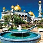 Cung điện Brunei lớn nhất thế giới