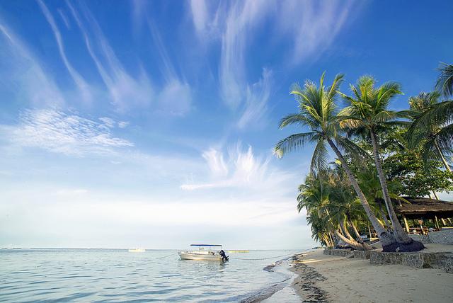 Trải nghiệm tuyệt vời tại đảo Siargao