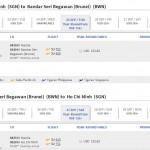 Mua vé máy bay đi Brunei giá rẻ ở đâu?