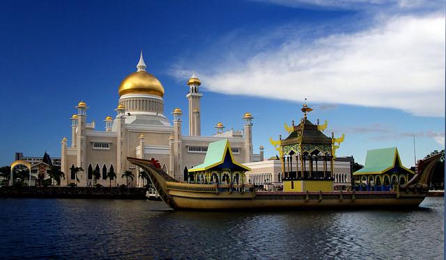 Vé máy bay Hà Nội đi Brunei giá rẻ