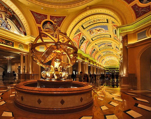 Venetian - Sòng bạc lớn nhất thế giới ở Macau