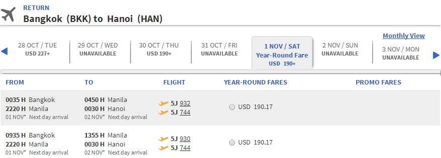 Vé máy bay đi Thái Lan giá rẻ nhất