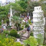 Công viên bằng giấy độc đáo ở Đài Trung
