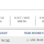 Vé máy bay Hà Nội đi Philippines giá rẻ