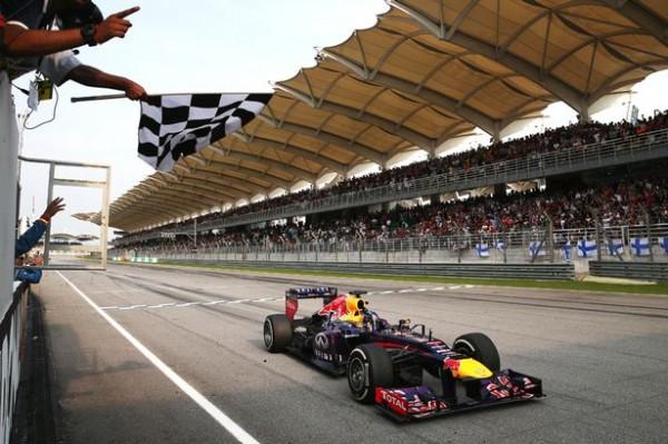 giải đua xe công thức 1 Formula One