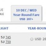 Vé máy bay đi Indonesia bao nhiêu tiền?