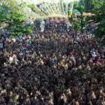 Lễ hội người bùn kì lạ ở Philippines