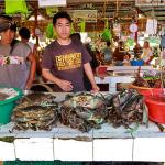 D'Talipapa – chợ hải sản dân dã ở Boracay