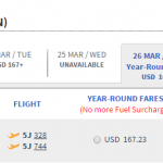 Vé máy bay đi Legazpi giá rẻ