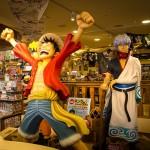 Lạc vào thế giới truyện tranh của Nhật Bản