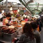 ẩm thực chợ dongdaemun