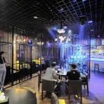 nhà hàng phong cách nhà tù