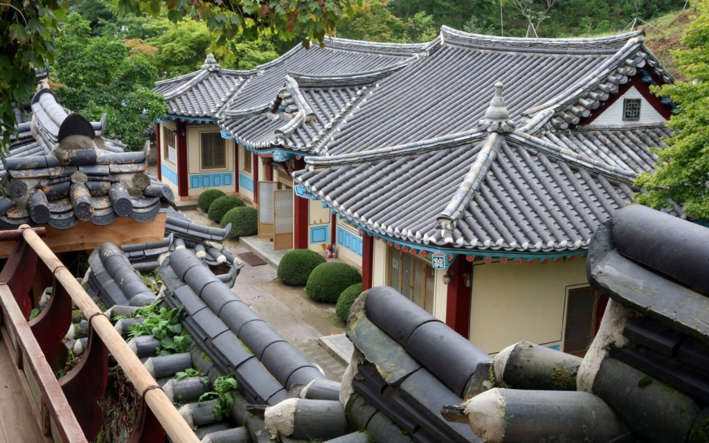 ngôi trường đầu tiên ở Hàn Quốc