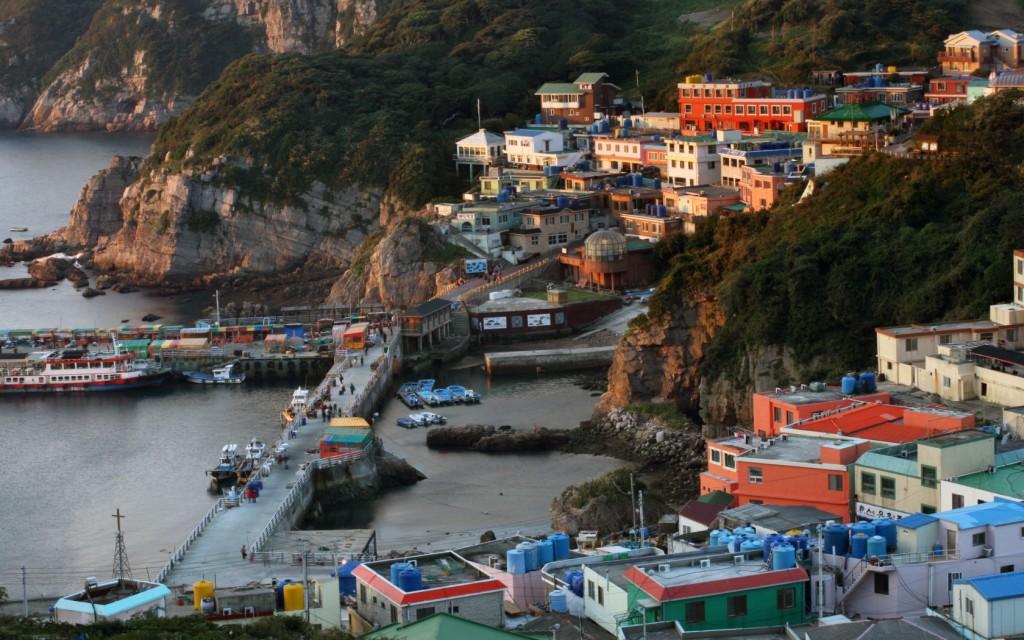 Tham quan các hòn đảo ở vùng biển phía Tây Hàn Quốc