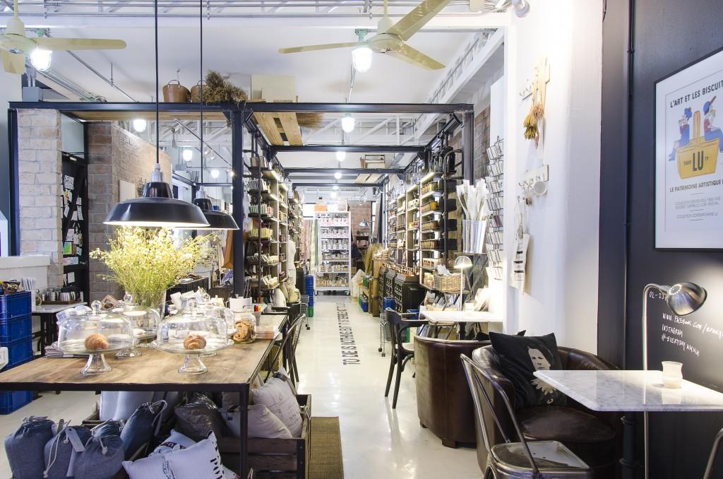 Những quán cà phê nổi tiếng Thái Lan