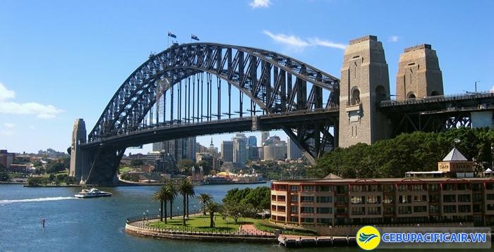Cầu Harbour Sydney