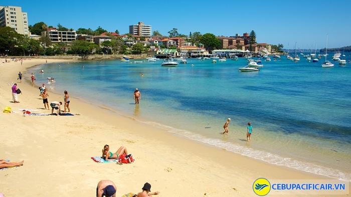 Bãi biển Manly
