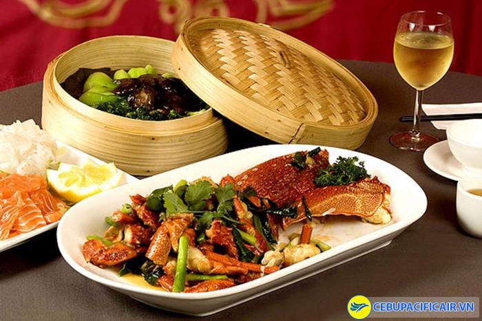 Món ăn Trung Hoa là một trong những đặc sản ở Úc