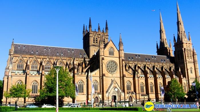 Nhà Thờ St Mary Sydney