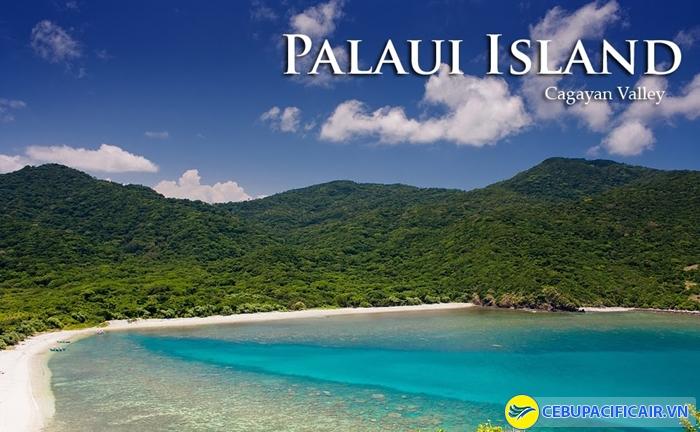 Đảo Palaui bình yên thu hút nhiều du khách đến nghỉ ngơi, thư giãn