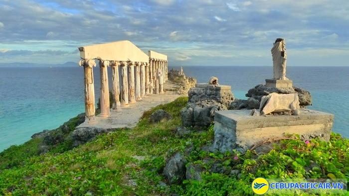 Fortune nổi tiếng với những công trình mang phong cách kiến trúc Hy Lạp