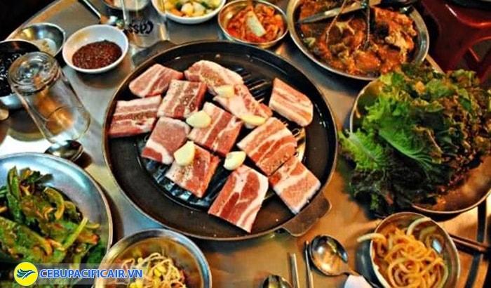 Thịt nướng Hàn Quốc