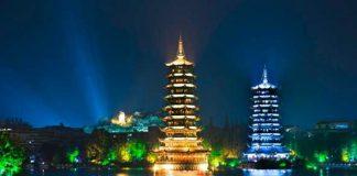 Những ngôi chùa nổi tiếng của Trung Quốc