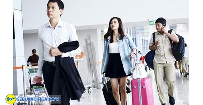 Cebu Pacific quy định về hành lý xách tay