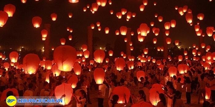 Lễ hội trăng rằm truyền thống