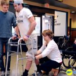 Hành khách khuyết tật nên đến làm thủ tục sớm