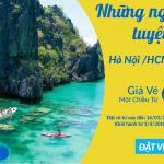 Cebu Pacific khuyến mại đi Manila chỉ từ 65 USD