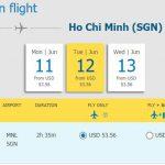 Hành trình Manila – Hồ Chí Minh  chỉ từ 53, 56 USD