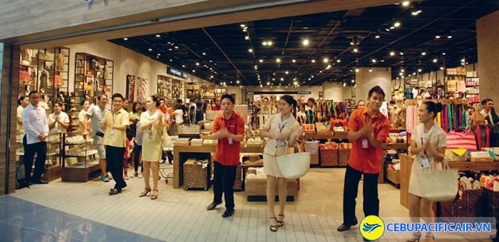Thỏa sức mua sắm mọi thứ tai Philipines