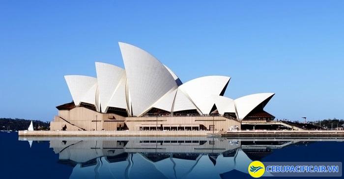 Hành trình Hà Nôi - Sydney