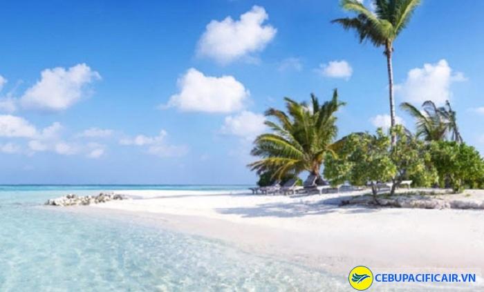 Manila sở hữu nhiều bãi biển tuyệt đẹp