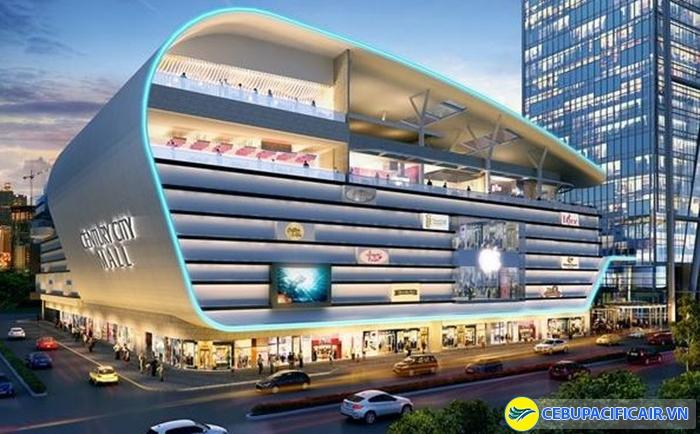 Thành phố Manila về đêm