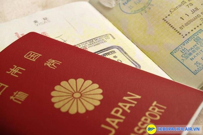 Một số thông tin cần thiết khi xin visa Nhật Bản